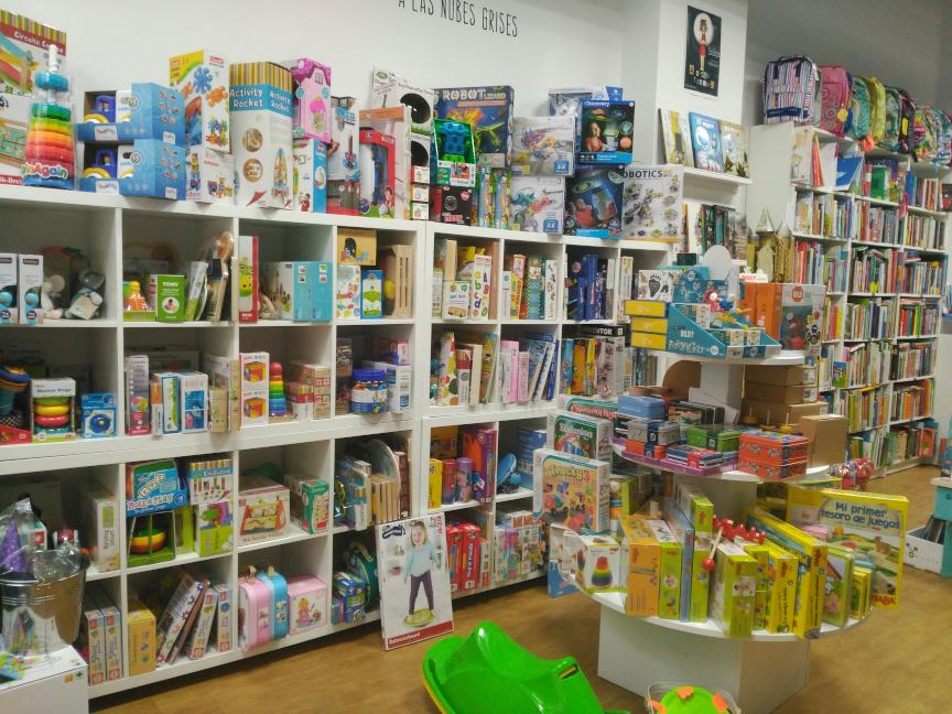Tienda de juguetes educativos en Ponferrada